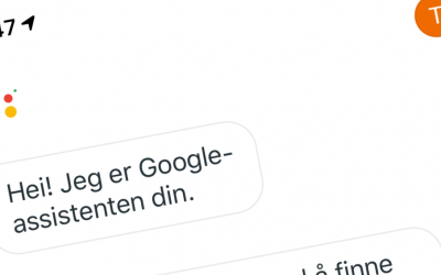 Google Duplex – klar for AI?